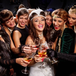 London Birthday Activities Great Gatsby