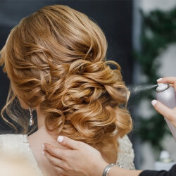 Edinburgh Hen Activities Hair Styling