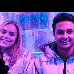 Barcelona Birthday Activities Ice Bar