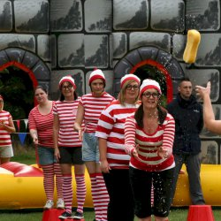 Birthday Activities Its a Knockout