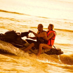 Benidorm Birthday Activities Jet Skiing