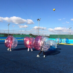 Liverpool Birthday Activities Kids Bubble Bump