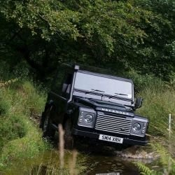 Edinburgh Stag Activities 4x4 Off Road