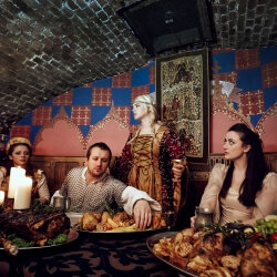London Party Activities Medieval Banquet