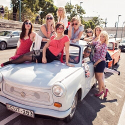 Budapest Hen Activities Mini Adventures