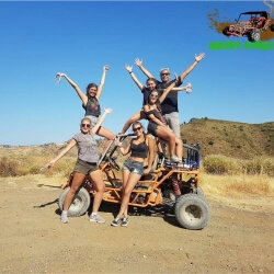 Marbella Hen Activities Off Road Karting