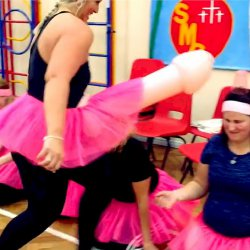 Edinburgh Hen Activities Olympic Shames