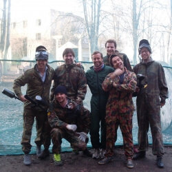 Riga Party Activities Paintball