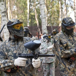 Krakow Stag Activities Paintball