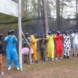 Riga Stag Activities Paintball