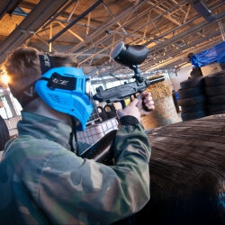 Liverpool Stag Activities Paintball Indoor