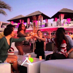 Benidorm Birthday Activities Beach Bar