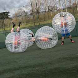 Party Activities Bubble Football