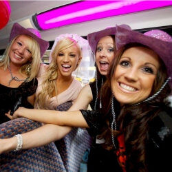 Edinburgh Hen Activities Party Bus