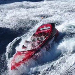 Benidorm Stag Activities Powerboat Thriller