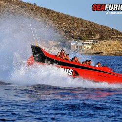 Benidorm Birthday Activities Powerboat Thriller