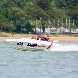 Bournemouth Hen Activities Powerboat Thriller