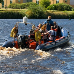 Newcastle Party Activities Powerboat Thriller