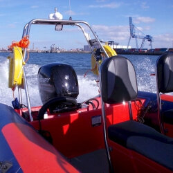Newcastle Birthday Activities Powerboat Thriller