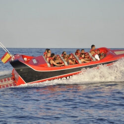 Benidorm Party Activities Powerboat Thriller