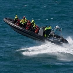 Newcastle Stag Activities Powerboat Thriller