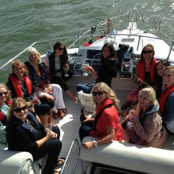 Liverpool Birthday Activities Private Yacht
