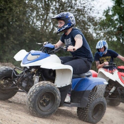 Newquay Birthday Activities Quad Bikes