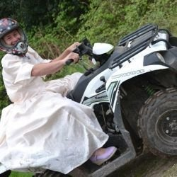 Marbella Stag Activities Quad Bike Extreme