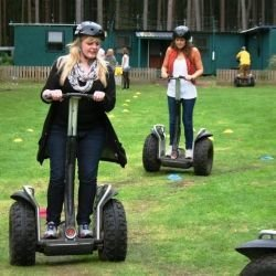 Bristol Birthday Activities Segway