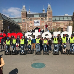 Amsterdam Stag Activities Segway