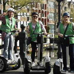 Amsterdam Hen Activities Segway