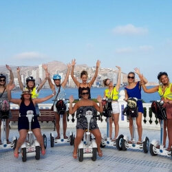 Albufeira Hen Activities Segway