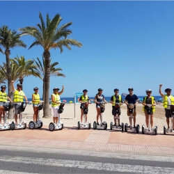 Benidorm Party Activities Segway