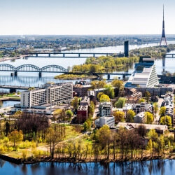 Riga Party Activities Sightseeing Tours