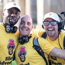 Liverpool Party Activities Silent Disco Tour