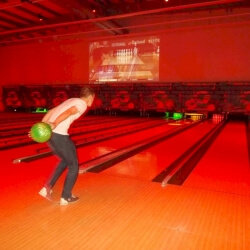 Riga Stag Activities Ten Pin Bowling