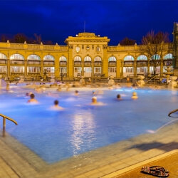 Hen Activities Thermal Baths