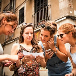 Barcelona Birthday Activities Treasure Hunts