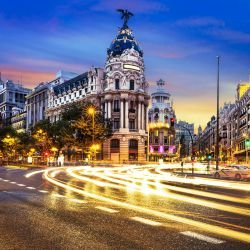 Madrid Stag Package Destinations