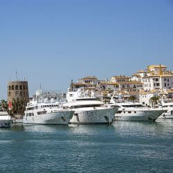 Marbella Hen Package Destinations
