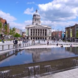 Nottingham Birthday Package Destinations