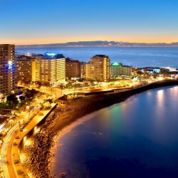 Tenerife Hen Package Destinations